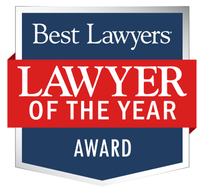 Lawyer of the Year recognition for Camden P. Siegrist